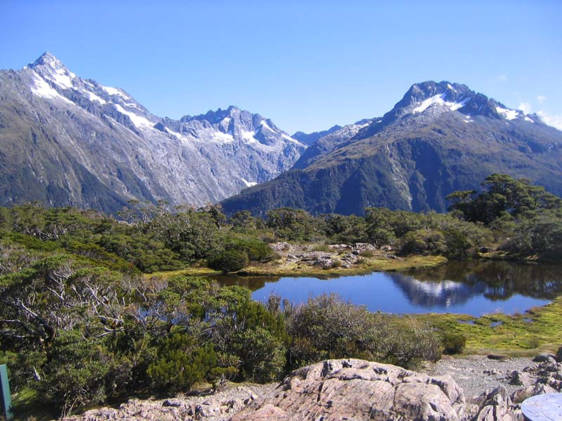 Key Summit - Fiordland National Park